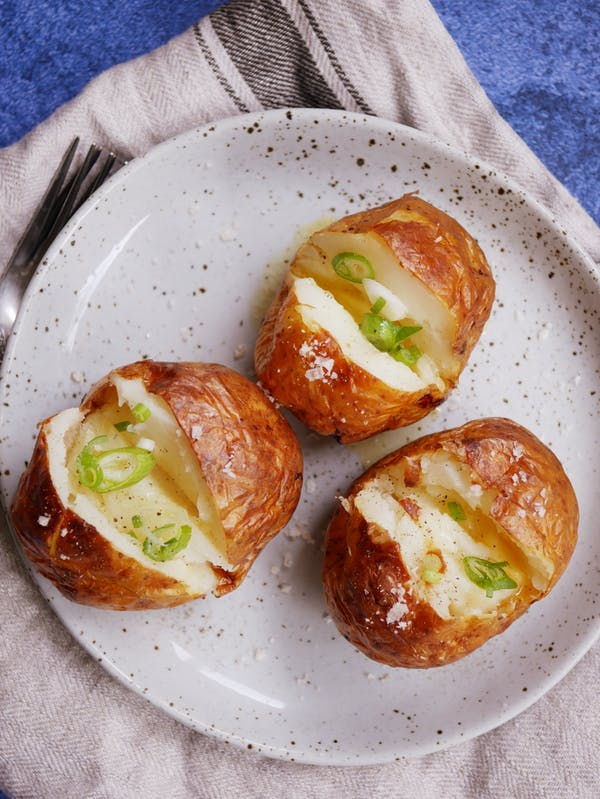 Air Fryer Baked Potatoes P Air Fryer