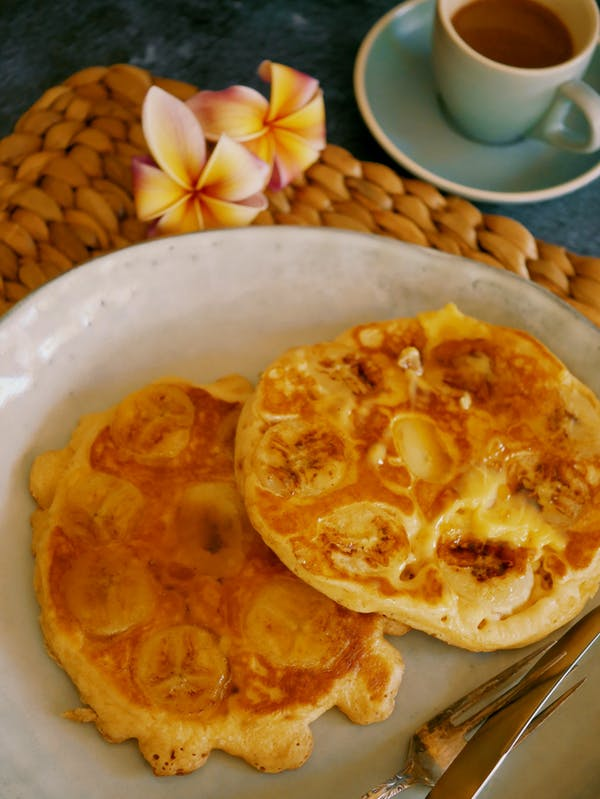 Banana Pancakes P Thermomix