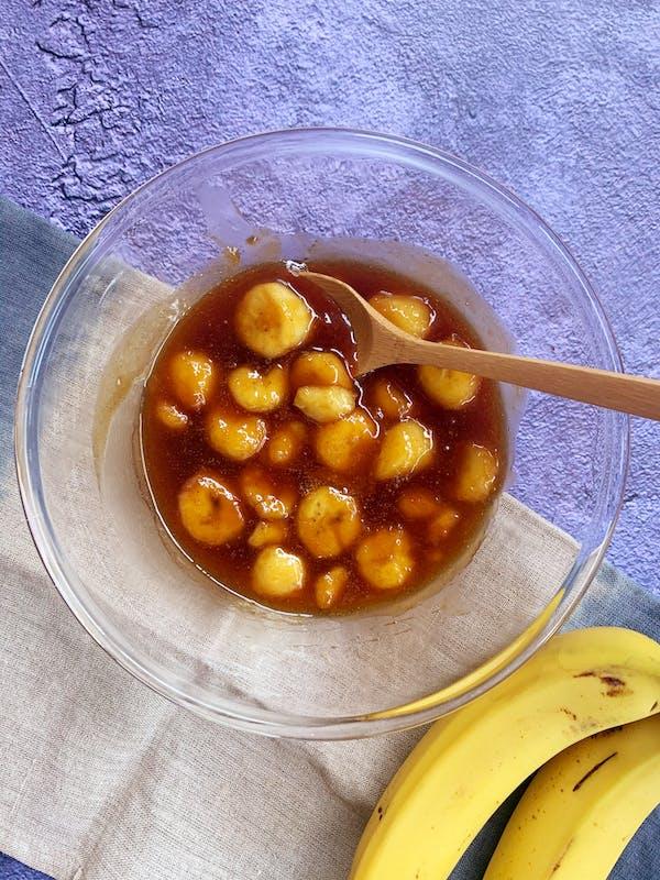 Banana Caramel TENINA