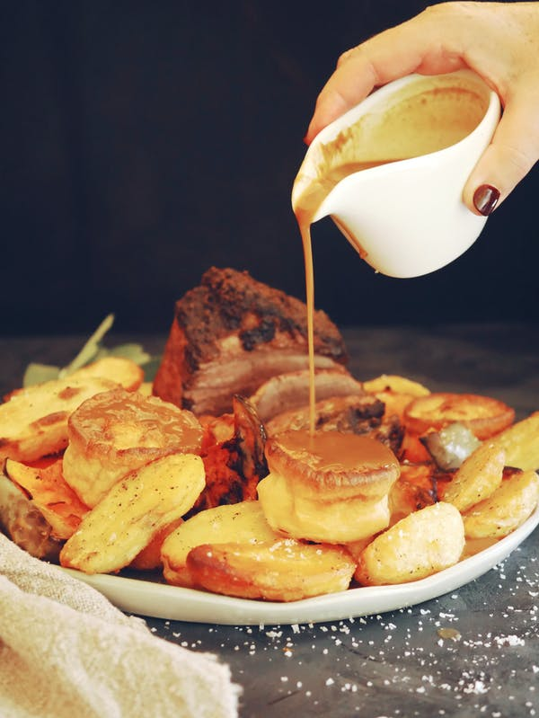 Best Ever Gravy with Yorkies P Thermomix