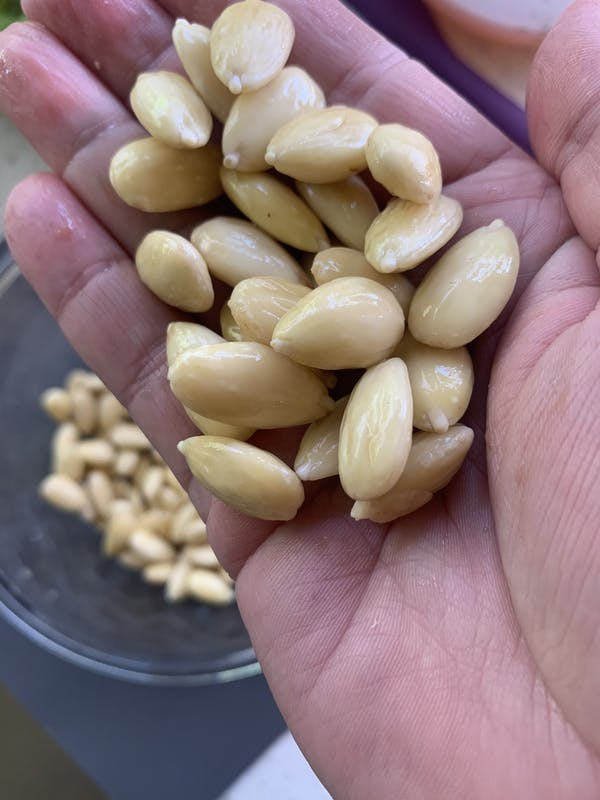 Blanched Almonds P