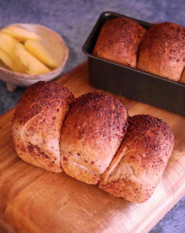 Brew Choc Rye Bread P Thermomix