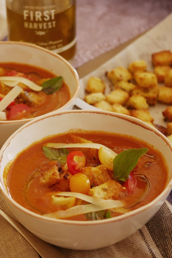 Bruschetta Soup P TENINA