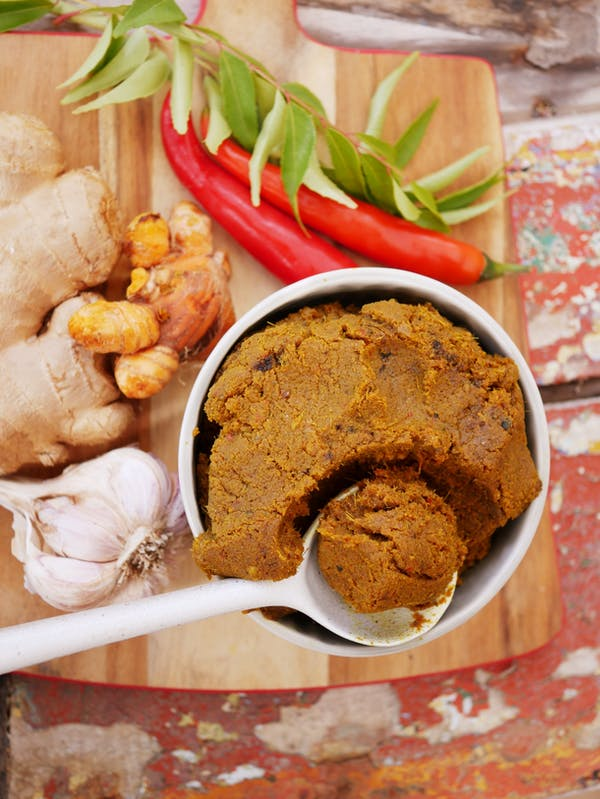 Bumbu Curry Paste P Fotor