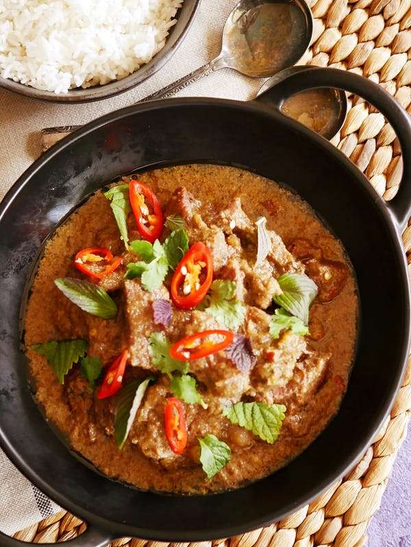 Cambodian Beef Curry Thermomix