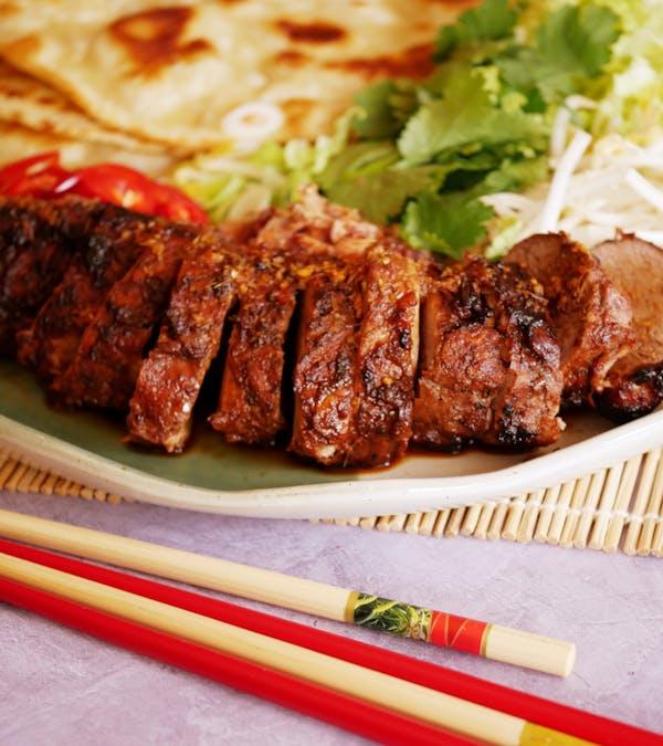Char Sui Pork Fillet P Fotor