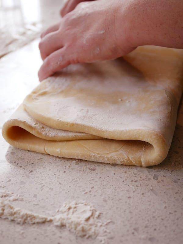 Chinese Puff Pastry Fold P TENINA