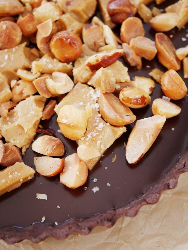 Double C Hocolate tart OH ECU P THERMOMIX