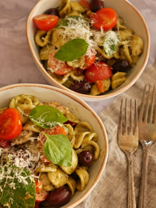Faster Pasta Salad P Fotor