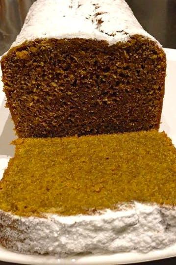 Ginger-Loaf