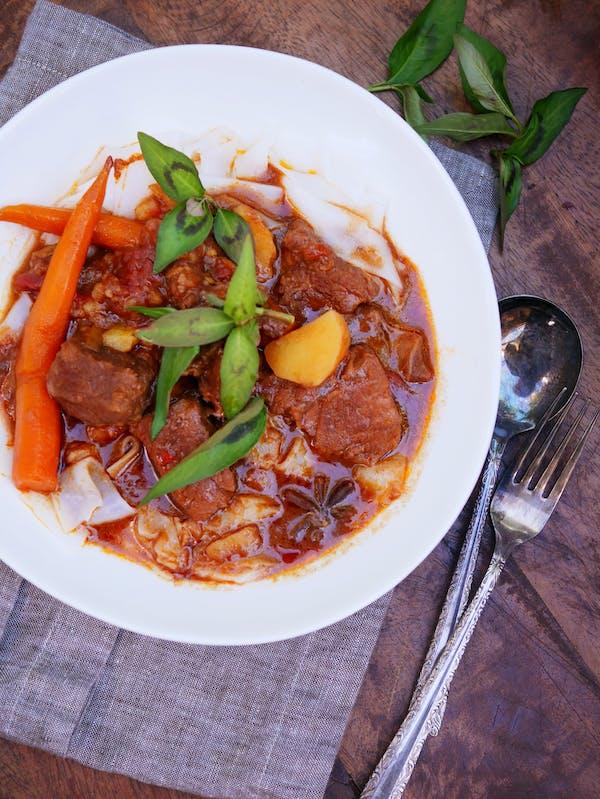 Hanoi Braised Beef OH P TENINA