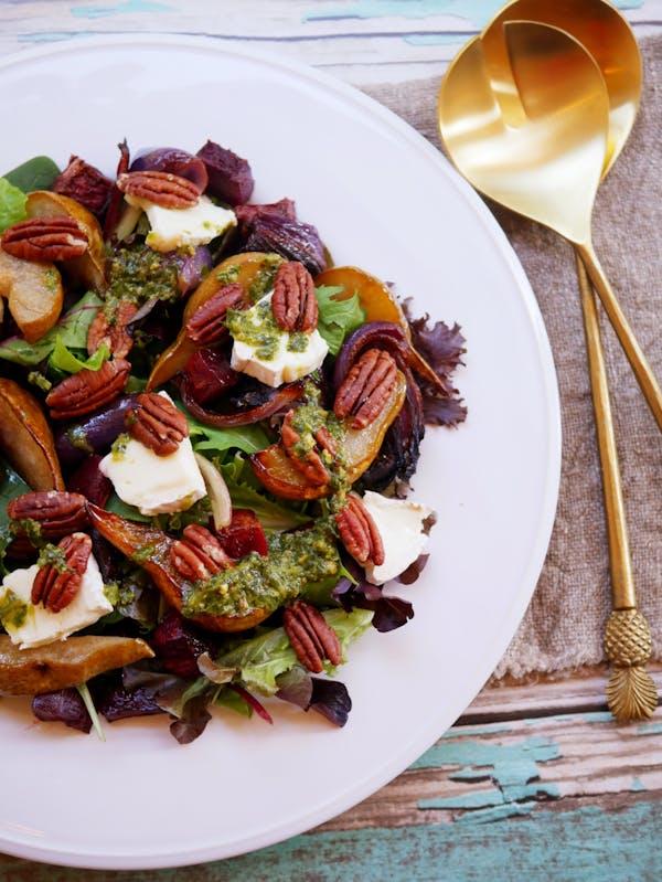 Harvest Salad P Fotor