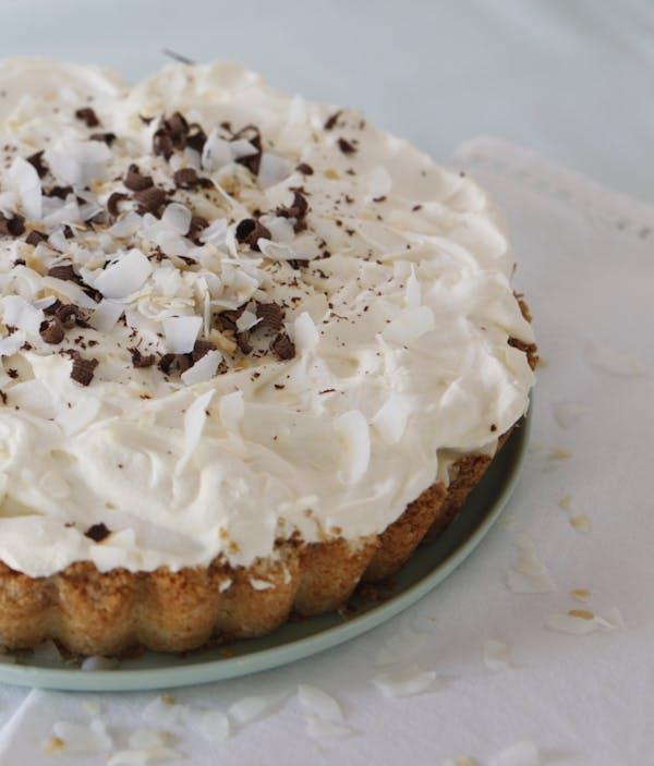Haupia Pie Fotor