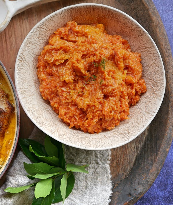 Jollof Rice Thermomix