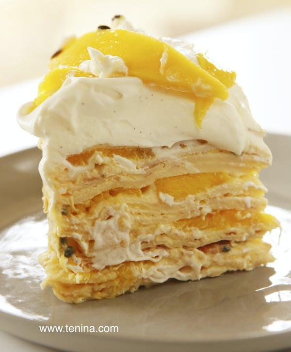 Lemon-Pash-N-Mango-Crepe-Torte