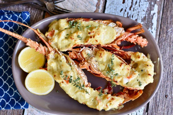 Lobster Mornay