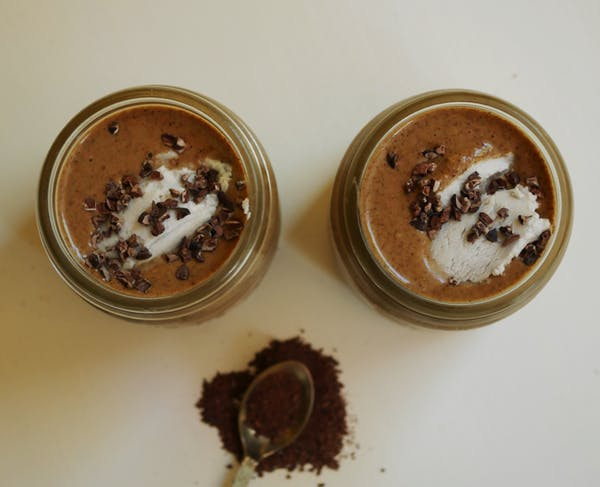 Mexican Chocolate Breakfast Shake new Thermomix