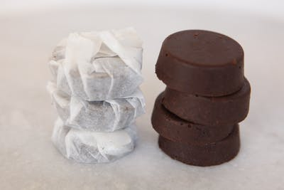 'Mexican' Chocolate Tablet