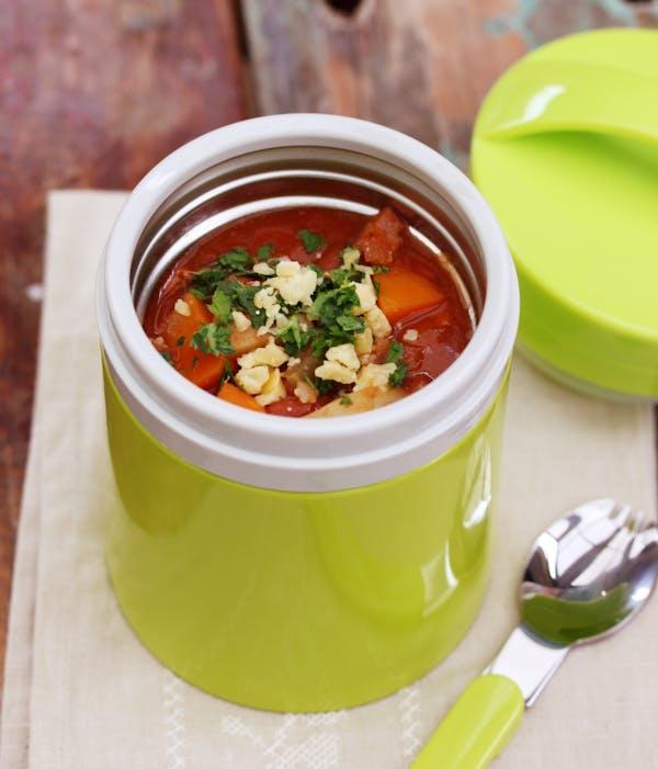 Minestrone Soup Fotor