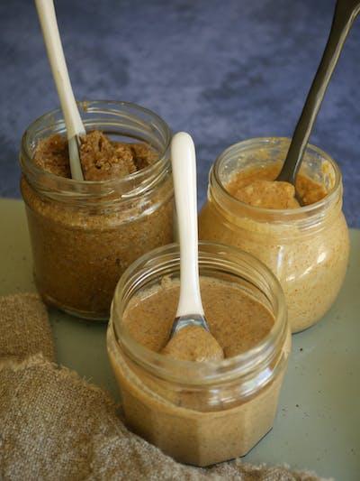 Chai Cashew Nut Butter