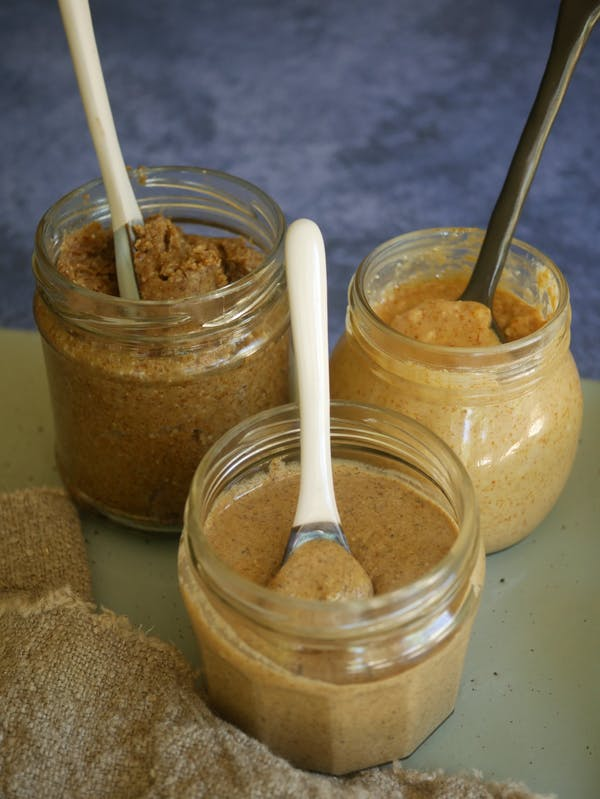 Nut and Seed Butter jars P