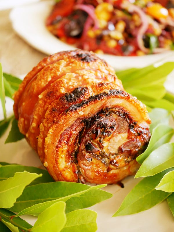 Perfect Roast Pork P Tenina