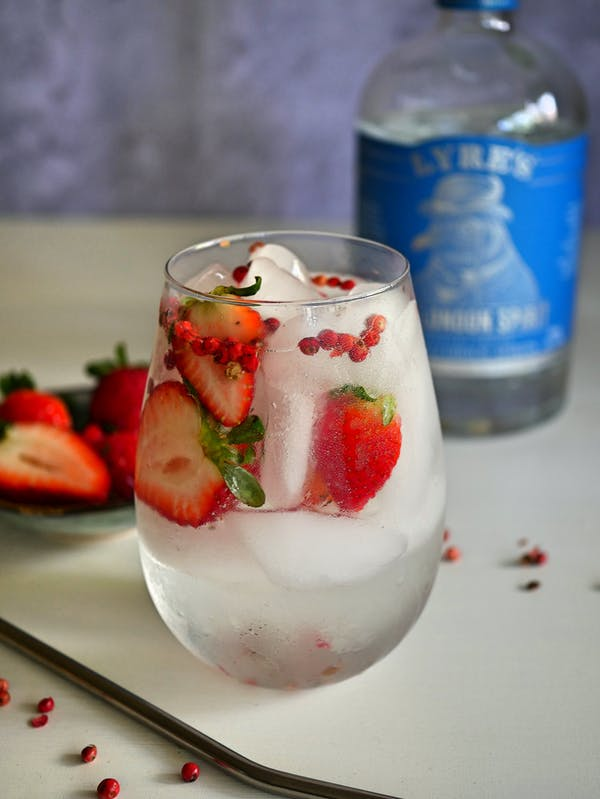 Pink Pepper G and T TENINA