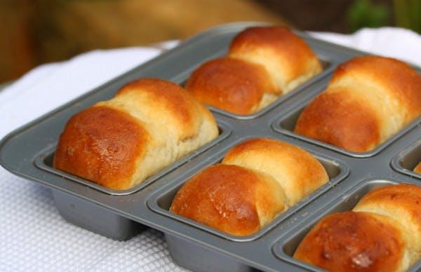 Potato-Rolls