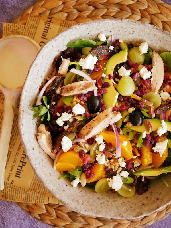 Sacred Salad OH P TENINA
