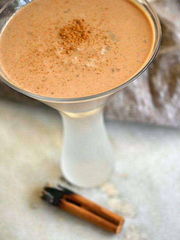 Smoked Cinnamon Chocolate Horchata P TENINA