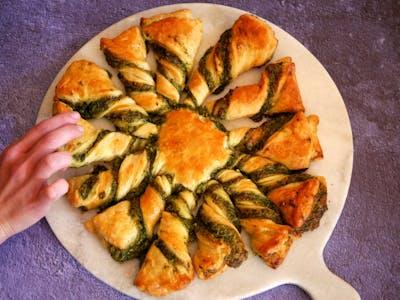 Spanakopita Sun Pastry