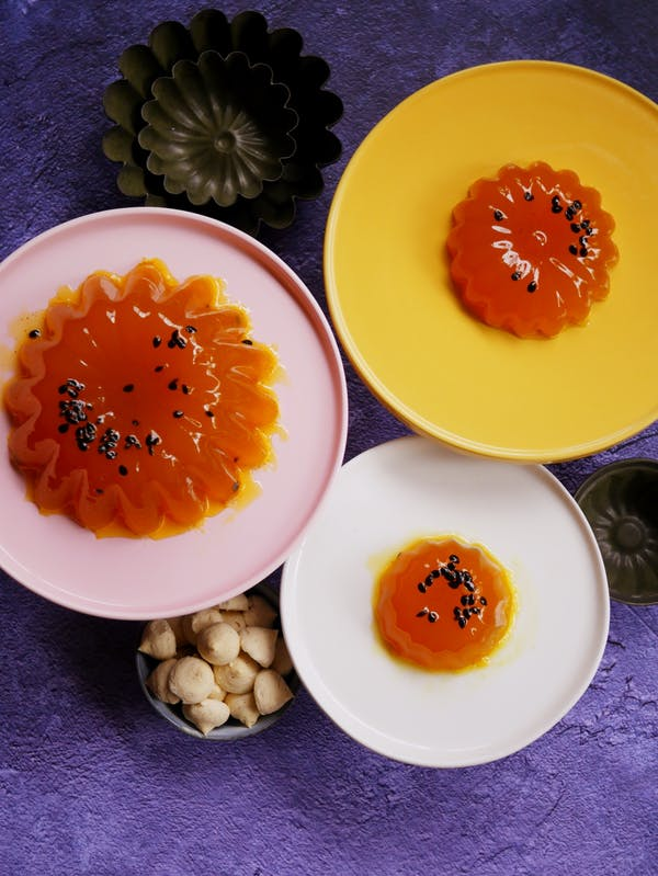 Spiced Passionfruit Jellies P TENINA