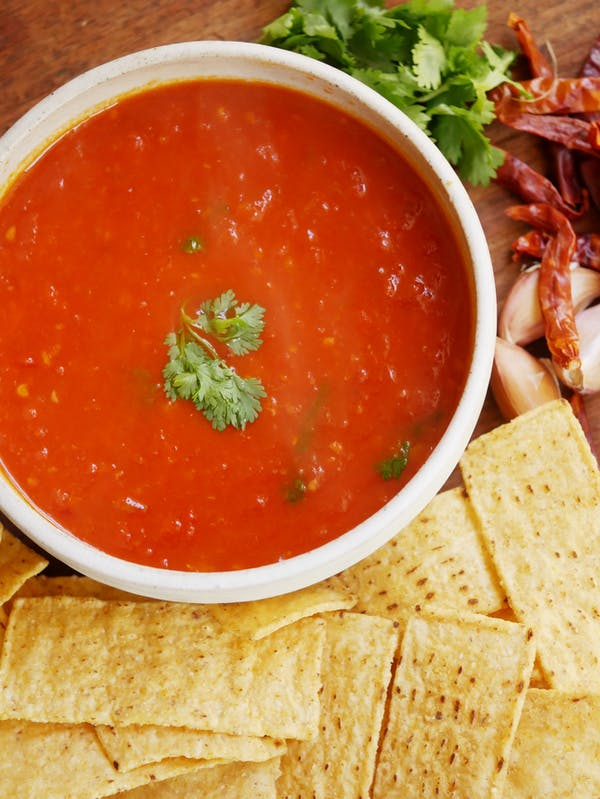 Spicy Mexican Salsa P TENINA