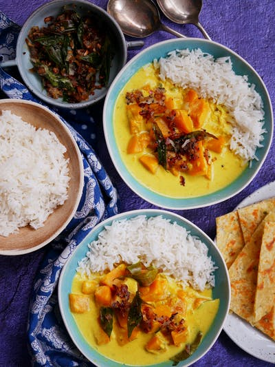 Sri Lankan Pumpkin Curry