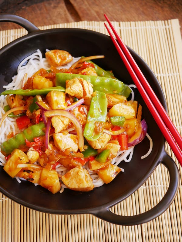 Sweet and Sour Chicken P TENINA