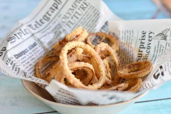Tempura Battered Onion Rings 1 1
