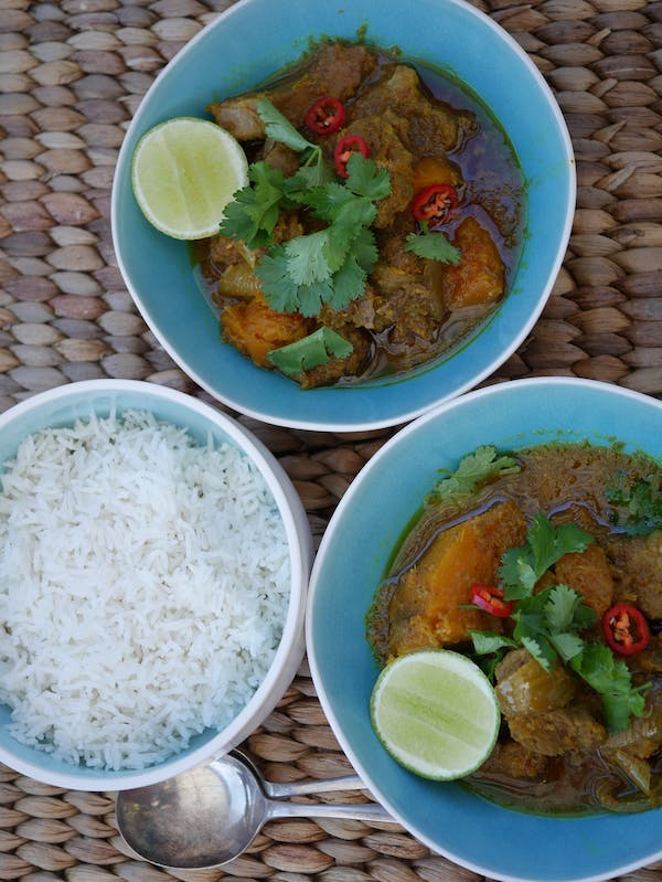 Thai Beef Curry P