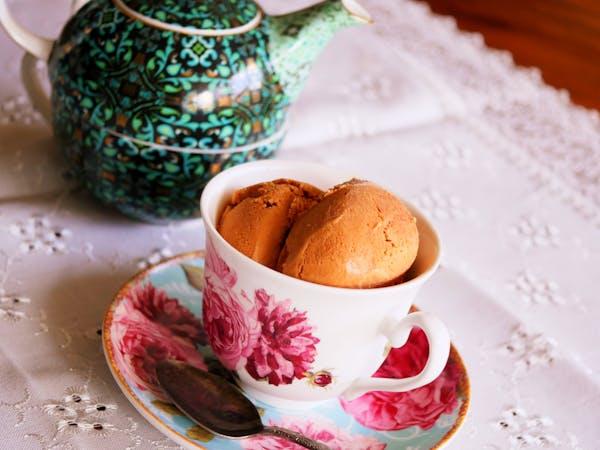 Thai Tea Ice Cream DROP