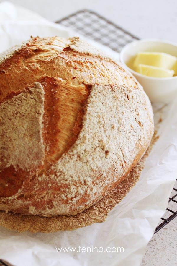 Thermomix-Potato-Rye-Bread