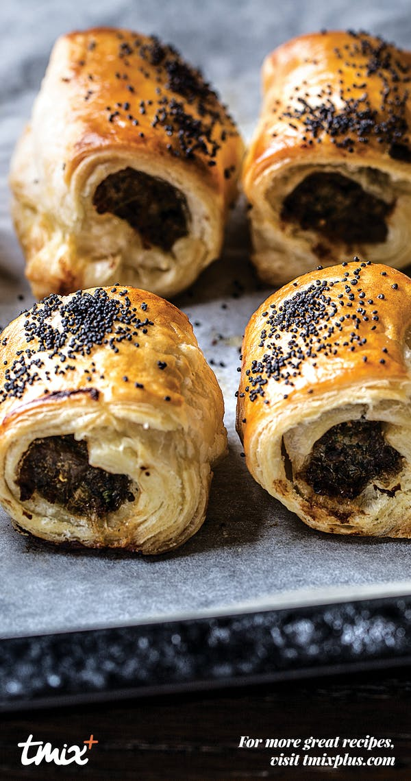 Tmix Peppery Sausage Rolls