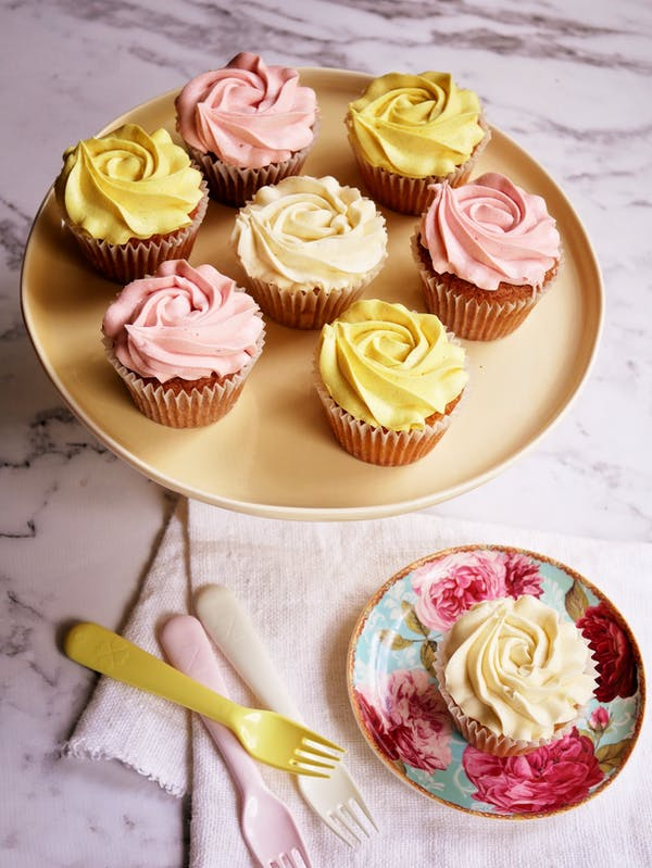 Vegan Cupcakes Fotor