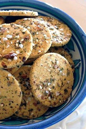Za-atar-Chickpea-Crackers